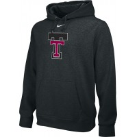 Tualatin Youth Football 09: Adult-Size - Nike Team Club Men's Fleece Training Hoodie