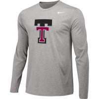 Tualatin Youth Football 04: Adult-Size - Nike Team Legend Long-Sleeve Crew T-Shirt