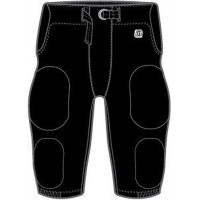 Tualatin Youth Football 32: D1 Sports Adult Integrated Football Pants